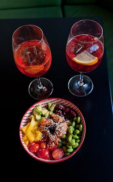 aperitivo terrazza